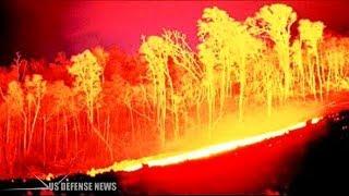 Video Alert: Fear is Mounting in Hawaii as More Cracks Appear in Kilauea Volcano MP3, 3GP, MP4, WEBM, AVI, FLV Mei 2018
