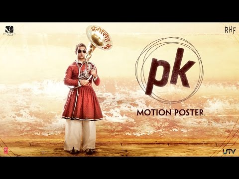 PK Official 2nd Motion Poster I Releasing December