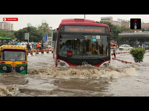 Delhi Rains: The Worst Affected Areas