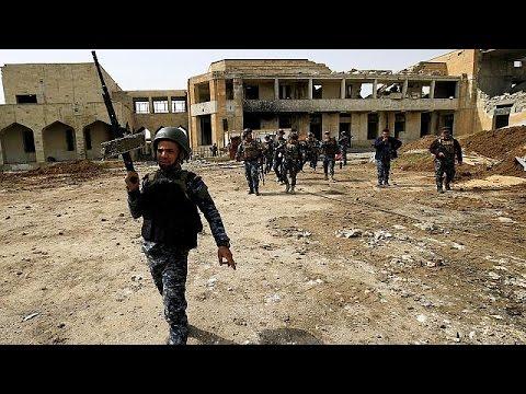 Ιράκ: Ο στρατός προελαύνει στη Μοσούλη – Σε απόγνωση οι άμαχοι