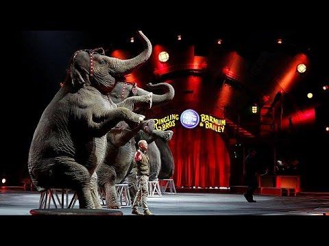 Τίτλοι τέλους μετά από 146 χρόνια για το θρυλικό τσίρκο Barnum