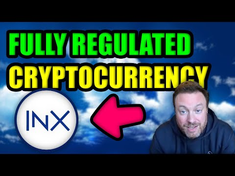 #1 Fully Regulated Cryptocurrency to Watch in 2021 | INX Limited: Digital Asset Trading Platform