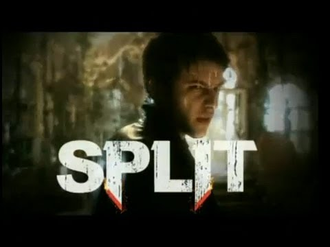 Split teen vampire serie - Trailer