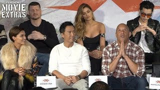 Nonton Xxx  Return Of Xander Cage   Complete Press Conference With Cast  Director And Producer Film Subtitle Indonesia Streaming Movie Download