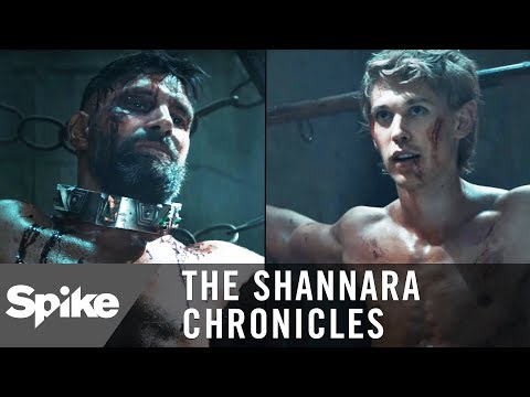 'Destiny Is Stronger Than The Wishes Of One Man' Ep. 203 | The Shannara Chronicles (Season 2)