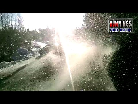 Big moment Thierry Neuville - Rally Sweden 2015 - @BunningsVideo [CLIP]