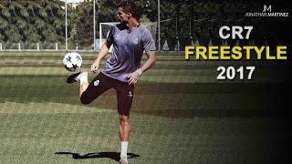 Cristiano Ronaldo ● Freestyle Skills   2017 (No clickbait)