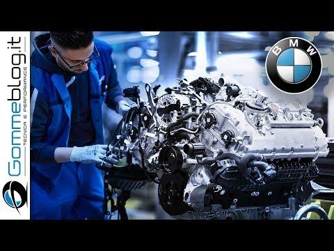BMW 8 Series (2019) V8 Engine PRODUCTION Car Factory