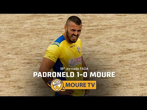 Padronelo 1-0 Moure - MOURE TV (видео)