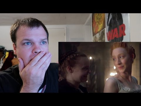 Mary Queen Of Scots Film - Trailer Reaction