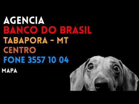 ✔ Agência BANCO DO BRASIL em TABAPORA/MT CENTRO - Contato e endereço