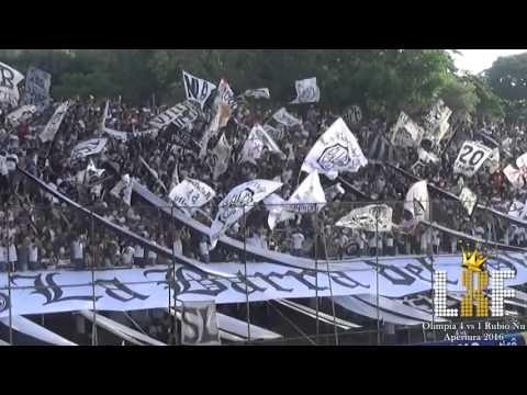 """""""Una tarde mi viejo me llevo vs Rubio Ñu / Apertura 2016 - La Barra del Olimpia - Olimpia"""