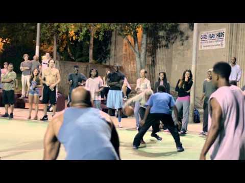 史上最神的街頭籃球阿伯《第二集》~這次竟然又多了一位神人阿伯!