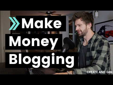 Play this video Make Money Blogging How We Built a 100,000Month Blog 10 Simple Steps