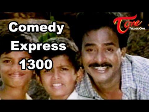 Comedy Express 1300    Back to Back    Telugu Comedy Scenes