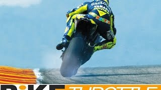 Video Greatest MotoGP Slides In History Valentino Rossi CRAZY Drifts and PowerSlides DriveTribe MP3, 3GP, MP4, WEBM, AVI, FLV Juli 2018