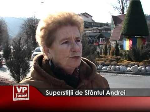 Superstiţii de Sfântul Andrei