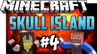 Minecraft: SKULL ISLAND | Ep.4, Dumb and Dumber