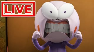 Video Spookiz LIVE 🔴  Kong Kong's Hat |  스푸키즈 | Cartoons For Children | Kids Cartoon | Kids Movies MP3, 3GP, MP4, WEBM, AVI, FLV April 2018