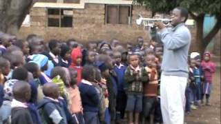Meru, Kenya: Music In The Schools