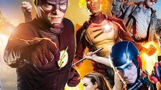 Video The Flash ⚡ Arrow & Legends Of Tomorrow - The Resistance MP3, 3GP, MP4, WEBM, AVI, FLV Juli 2018