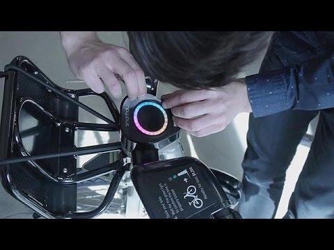 Νέο «έξυπνο» ποδήλατο με απλούστατο GPS – hi-tech