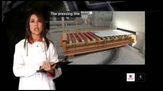 Silestone Manufacturing Process by Cosentino