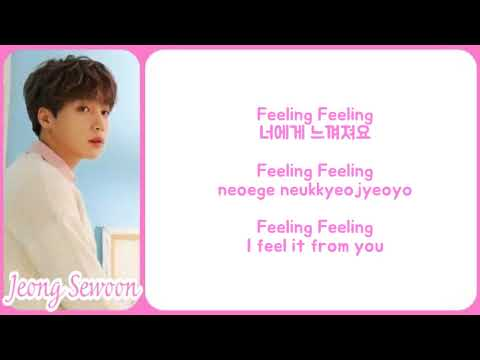 Jeong Sewoon - There's Something [Han|Rom|Eng] Color Coded Lyrics
