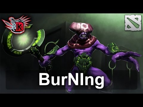 BurNIng Faceless Void | Dota 2 Pro Gameplay Ep. 12