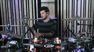 Video Paradise by Coldplay - Drum Cover MP3, 3GP, MP4, WEBM, AVI, FLV April 2018