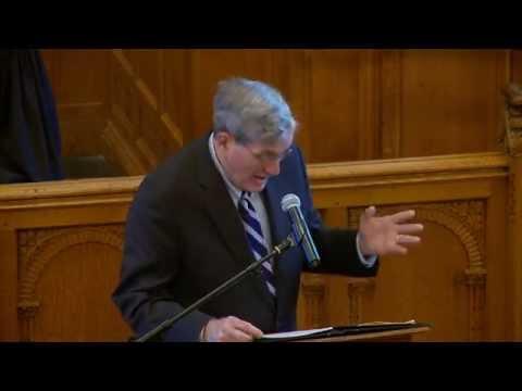 José A. Cabranes, U.S. Circuit Judge for the Second Circuit, Portrait Dedication ceremony at YLS