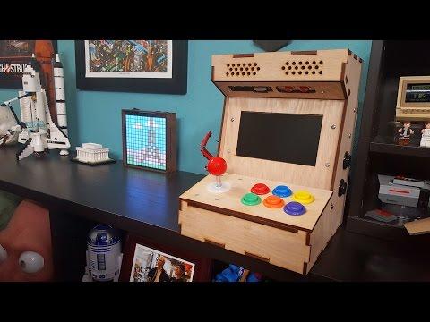 Tested Builds: DIY Arcade Cabinet Kit!