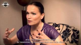 Tarja Turunen - Interview Paris 2013