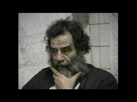 la muerte de sadan husein: