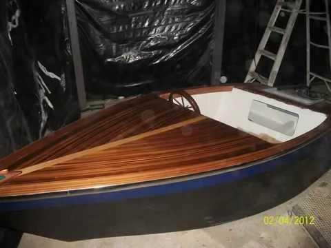 wooden skiff plans 18