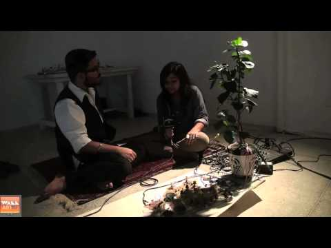 Talking Trees @ Khoj Studios - The Undivided Mind Part 1
