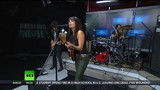 The Last Internationale Breaks the Stage with Killing Fields & Revolution