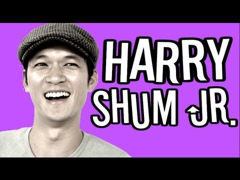 Harry Shum Jr. YouTube channel