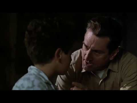 The working man is the tough guy · A Bronx Tale (1993)