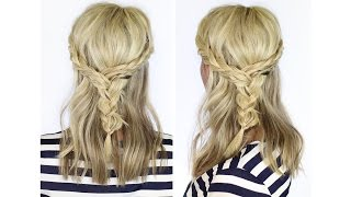 Beautiful Braid for Medium Length Hair