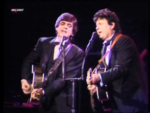 Everly Brothers   Crying In The Rain live 1983 HD
