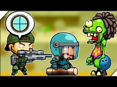 ЗОМБИ-БОУЛЕР - Игра Swat And Zombies # 5 Андроид игры про зомби