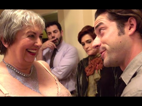 """FRIEDA'S TURN"" Funny Granny Scene #2 - ""SOME SAY I HAVE THE BODY OF A 60 YO!"" - Short Film /#Movie"