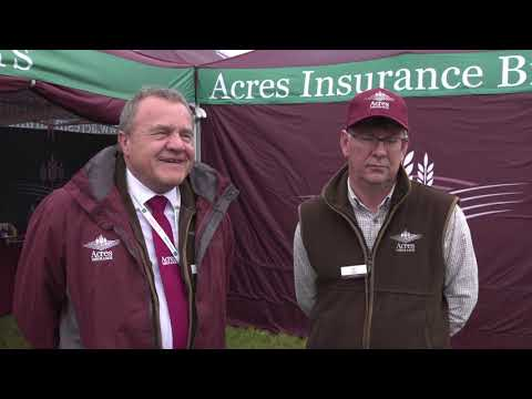 Acres Insurance at Cereals 2019
