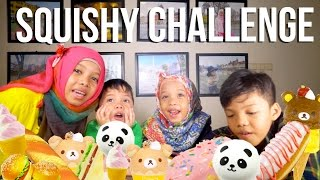 Video SQUISHY HOMEMADE + SQUISHY COLLECTION | Gen Halilintar Kids MP3, 3GP, MP4, WEBM, AVI, FLV Desember 2017