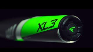 XL3 Youth Baseball Bat Tech Video (2016)