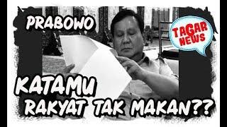 Video Prabowo Ganti Narasi Bohong  Kemarin Tanah Dikuasai Elite, Sekarang Sebagian Rakyat Tidak Makan MP3, 3GP, MP4, WEBM, AVI, FLV Februari 2019