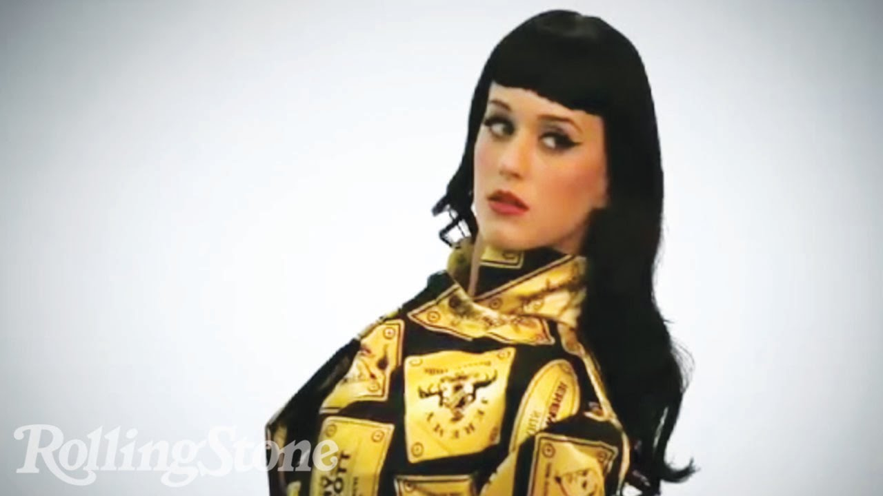 Go behind Katy Perry's Sexy Rolling Stone Shoot