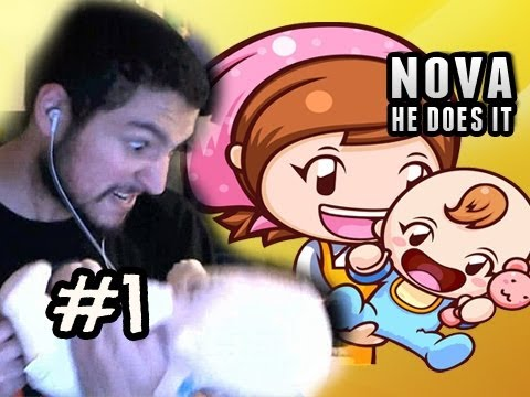 I AM THE FATHER - Babysitting Mama Pt.1 FACECAM ⇐ Nova He Does It ⇒