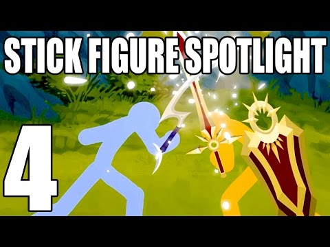 Stick Figure Spotlight 4 – Final Eclipse